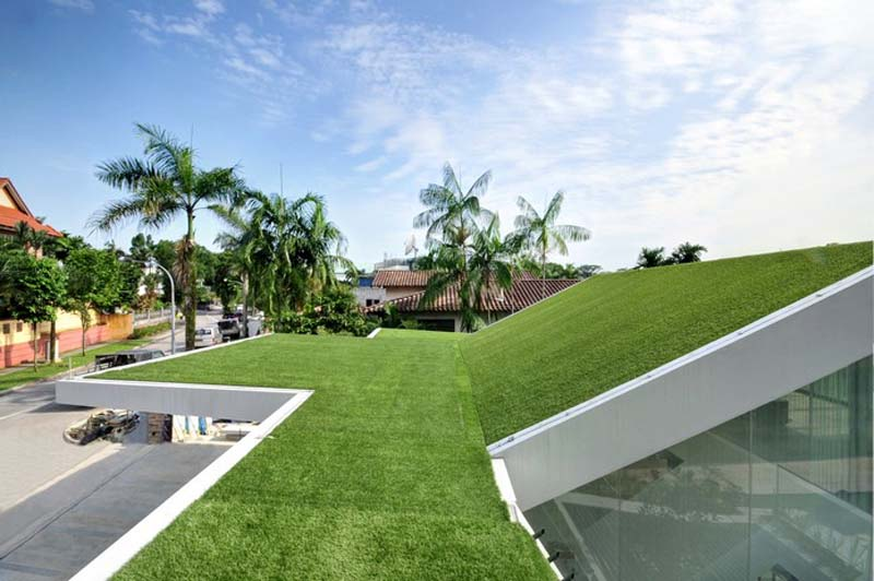 Artificial Grass Greenturf Asia