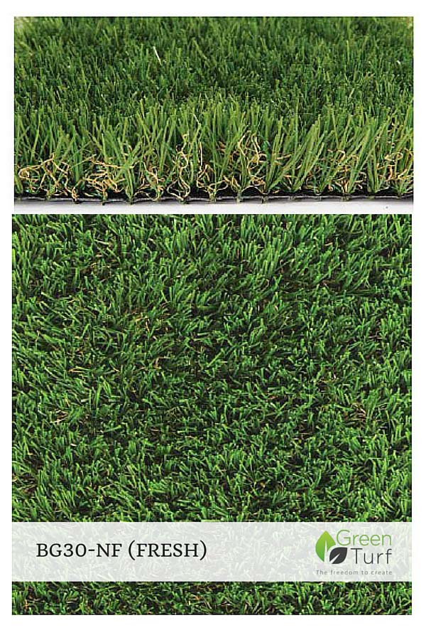 BG30-NF (Fresh) Artificial Turf