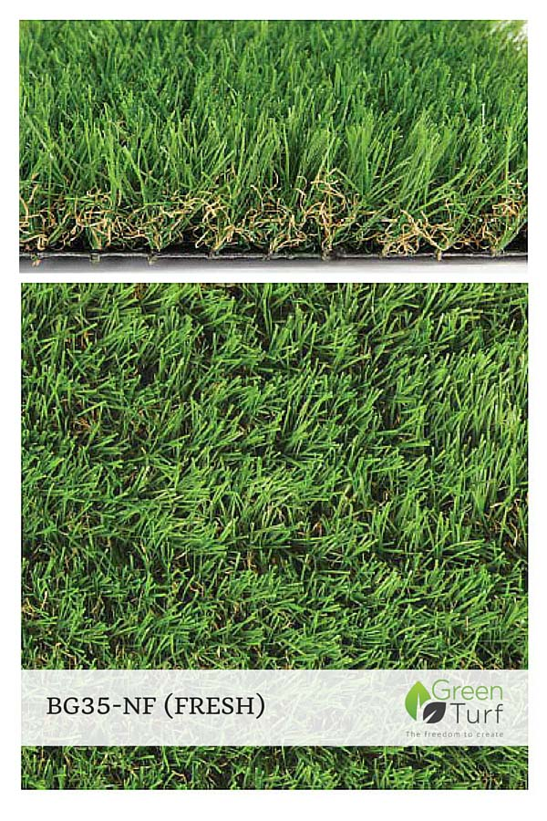 BG35-NF (Fresh) Artificial Turf