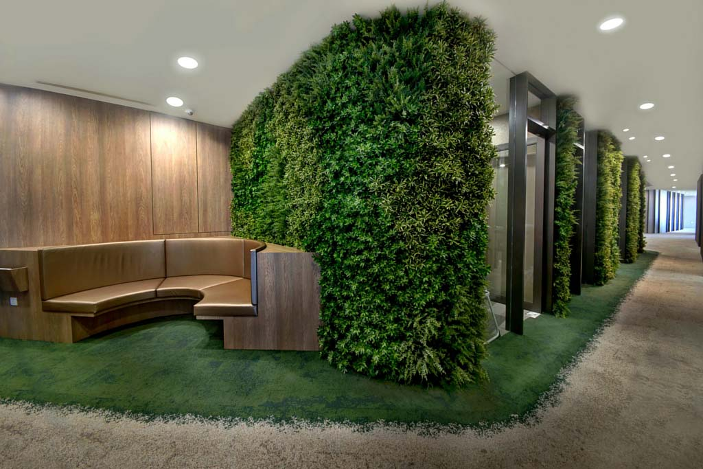 User Guide On Artificial Living Wall