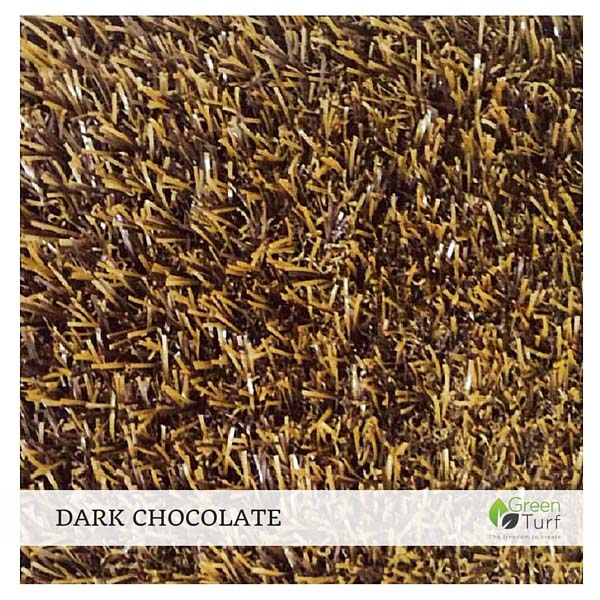 Dark Chocolate Home Furnishing Turf