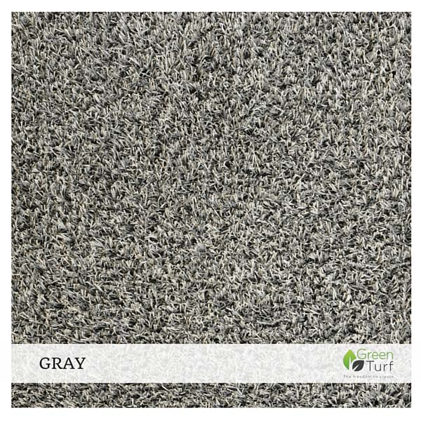 Gray Home Furnishing Turf