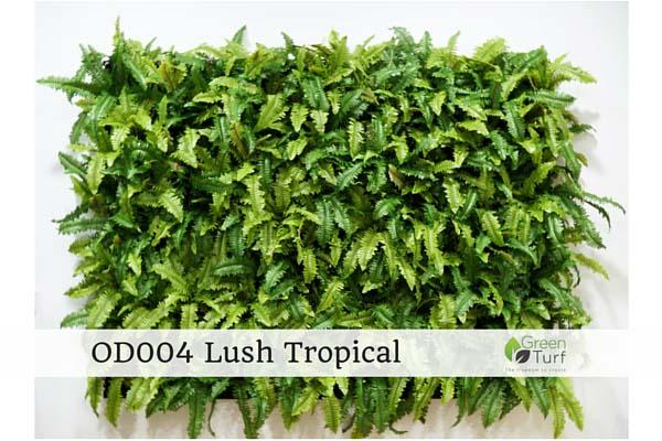 OD004 Lush Tropical