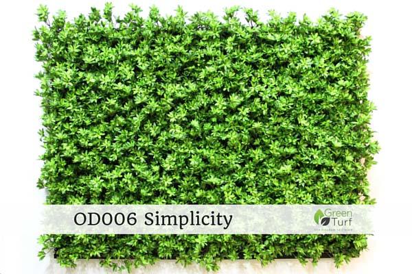 OD006 Simplicity
