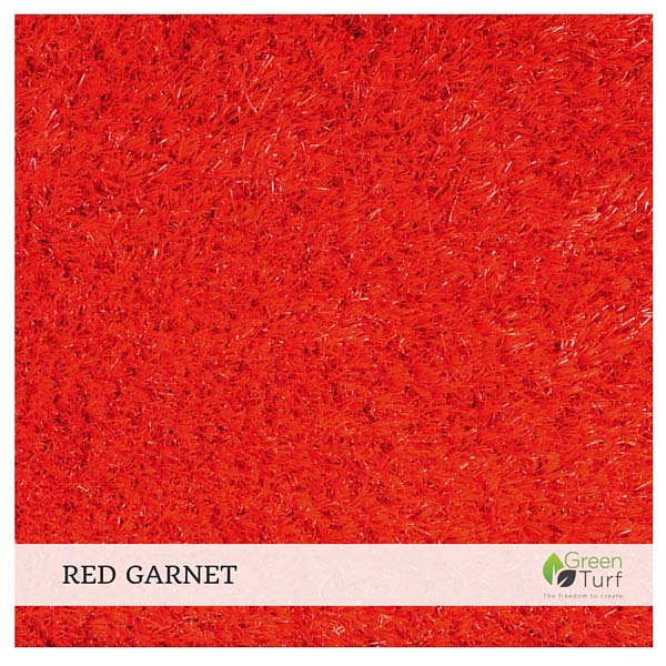 Red Garnet Home Furnishing Turf