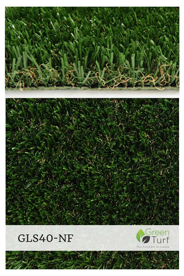 Singapore Green Label Artificial Grass GLS40-NF
