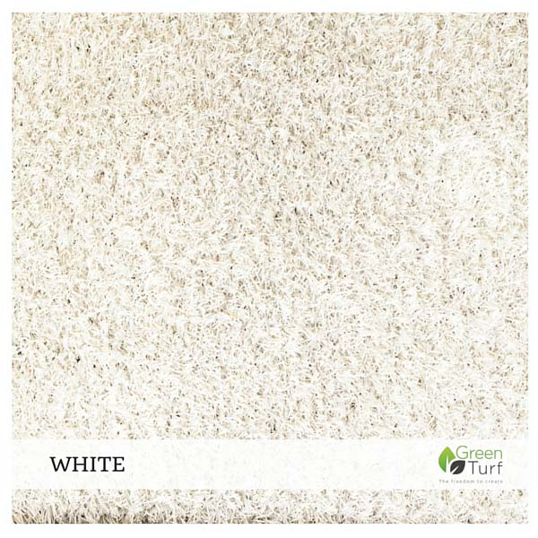 White Home Furnishing Turf