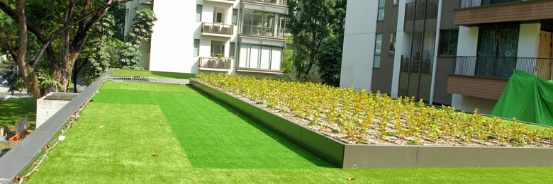 Artificial Grass + Nature
