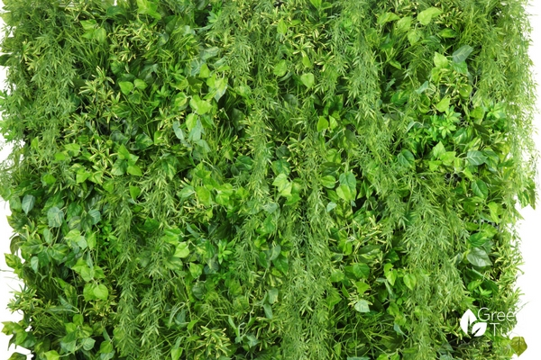 Artificial Green Wall Plant Willow Greenturf Asia