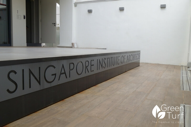 Singapore Institute of Architects Office