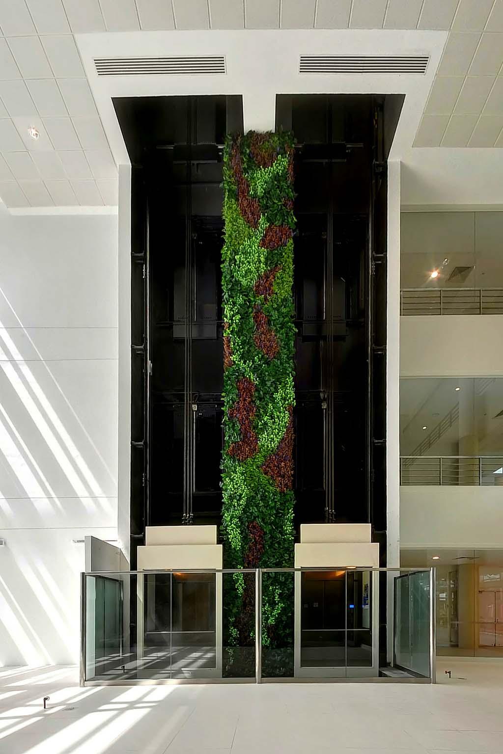 Vertical Greening Greenturf Asia