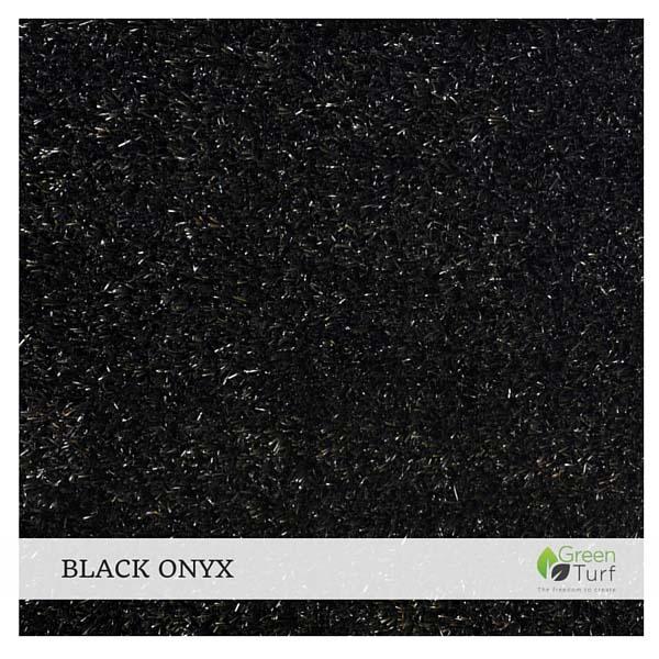 Black Onyx Home Furnishing Turf