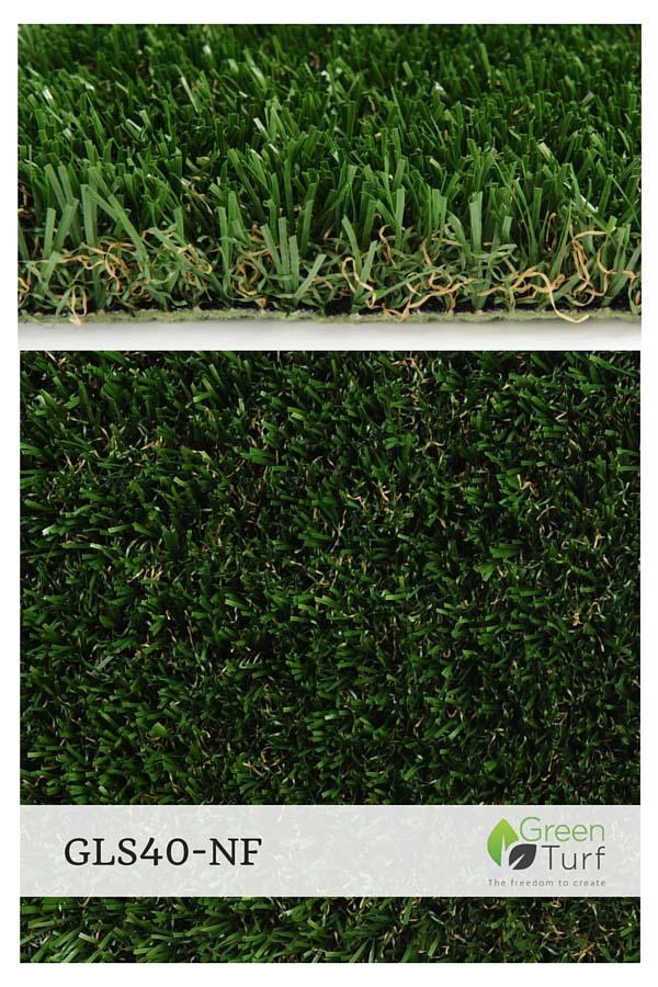 Singapore Green Label Artificial Grass GLS40-NF