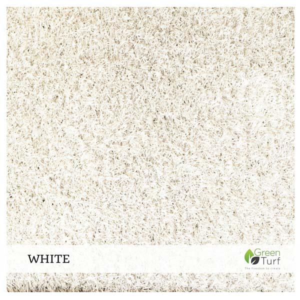 White Home Furnishing Turf