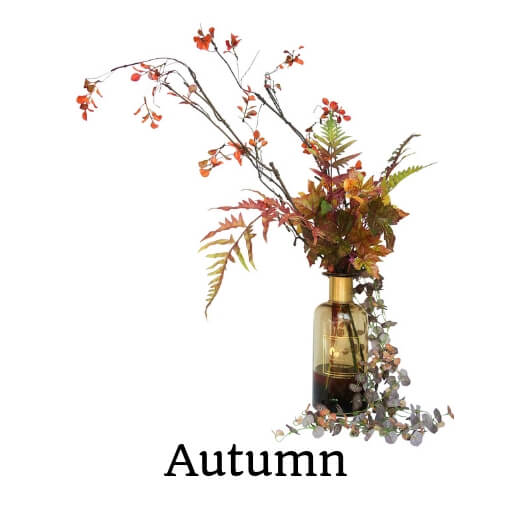 Green Therapy Autumn Plant Arrangement
